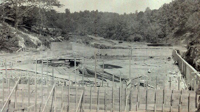 Alpha Portland Cement Company Ironton Ohio Underground : Alpha portland cement co the lawrence register