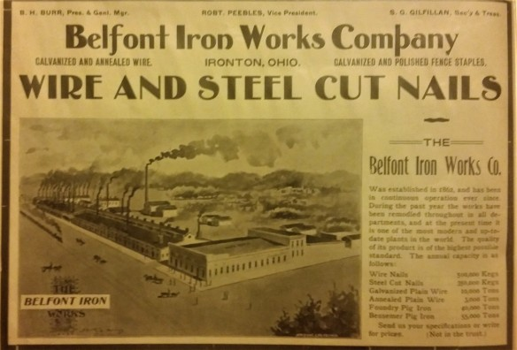Belfont Wire and Steel Co