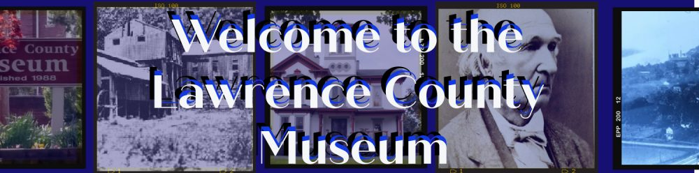 The Lawrence County Historical Society